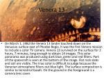 venera 13