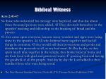 biblical witness1