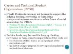 career and technical student organization ctso