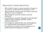 frequently asked questions1