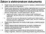 zakon o elektronskom dokumentu1