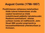 august comte 1798 18571