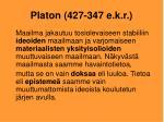 platon 427 347 e k r