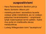 uuspositivismi