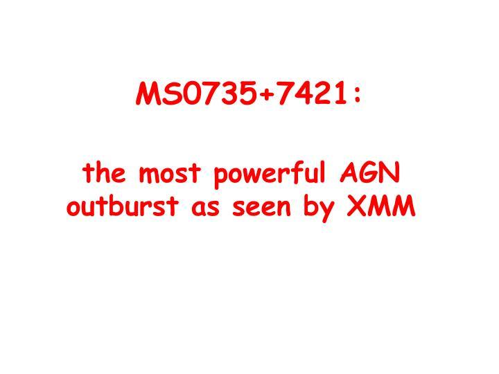 MS0735