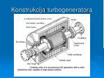 konstrukcija turbogenerator a1