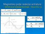 magnetsko polje reakcije armature4