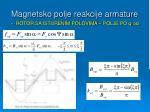 magnetsko polje reakcije armature5