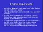 formatiranje teksta3