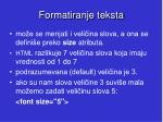 formatiranje teksta7