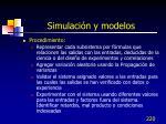 simulaci n y modelos1