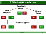 fsmark gm prediction1