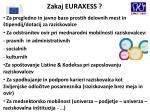zakaj euraxess