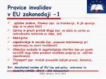 pravice invalidov v eu zakonodaji 1