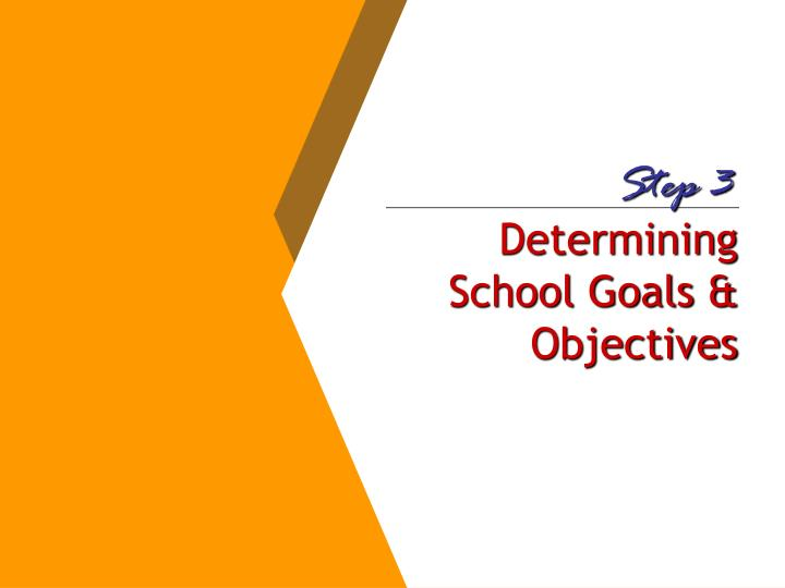 goals in school 5 goals for the best school year ever check out this video and advice from dawson mcallister.