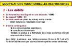 modifications fonctionnelles respiratoires2