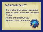 paradigm shift1
