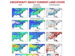 uncertainty about current land cover
