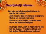 neprijatelji islama