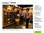 singapur frank