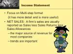 income statement3