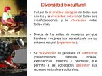 diversidad biocultural