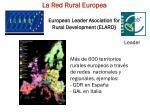 european leader asociation for rural development elard