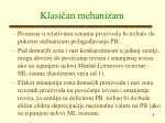 klasi an mehanizam7