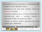 houghov transform cia iii