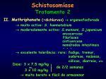 schistosom ase tratamento 2
