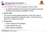 congestion control 3