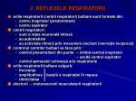 2 reflexele respiratorii