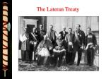 the lateran treaty