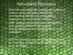 sub ordem pleurodira