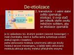 de etiolizace2
