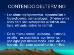 contenido deltermino2