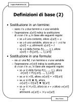 definizioni di base 2