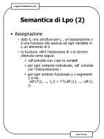 semantica di lpo 2