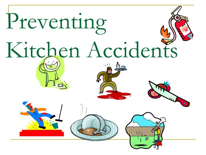 preventing kitchen accidents n.