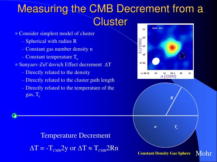 Measuring the CMB Decrement from a Cluster