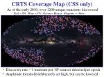 crts coverage map css only