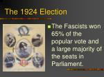 the 1924 election