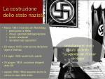 la costruzione dello stato nazista