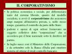 il corporativismo