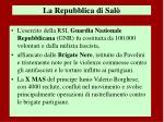 la repubblica di sal4