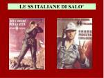 le ss italiane di salo