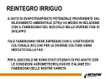 reintegro irriguo1
