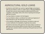 agricultural gold loans1