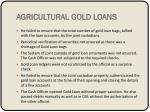 agricultural gold loans2