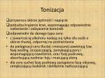 tonizacja
